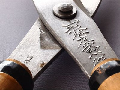 Photo2: [Tobisho] Karikomi Shears (SYOJIRO , Yamagata type)