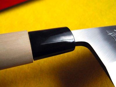 Photo3: [MINAMOTO-IZUMIMASA] Deba hocho 150mm For home use