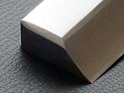 Photo3: [KANETAKA] Reeds Shaving tool (Blue Paper steel ,Single edge)