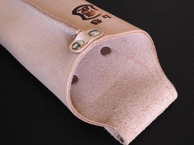 Photo2: [Tobisho] Leather holster for HIRYU, HIRYU alpha, ASUKA