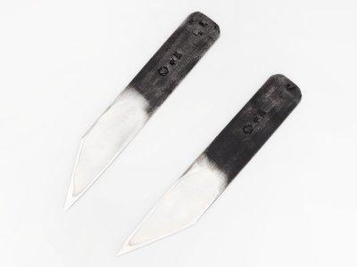 Photo1: Haba Tori knives (1pair)