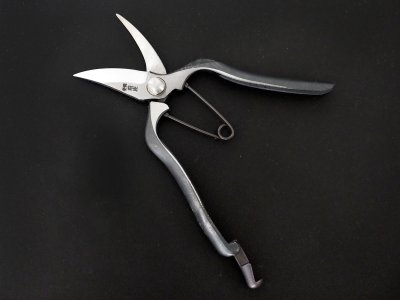 Photo1: [Tobisho] Single Snipping Pruners (180mm)