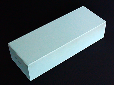 Photo1: [KANETAKA] Medium-rough Whetstone (artificial, #1000, for medium or large edges) (1)