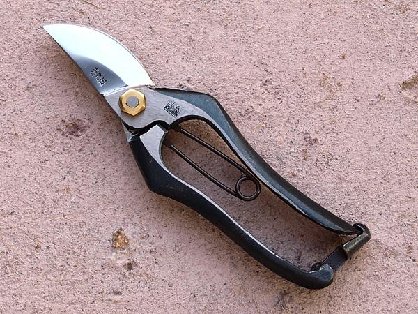 Photo1: [Tobisho] Pruners A-type (180mm edge) (1)
