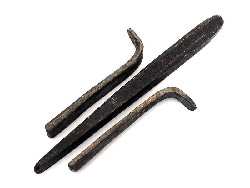 Photo1: [KONDO] seriYA (diameter 16mm) / Stone dividing tools (1)